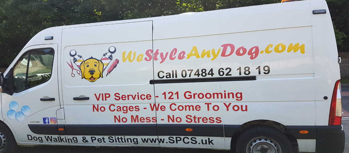 Weldon Mobile Dog Grooming